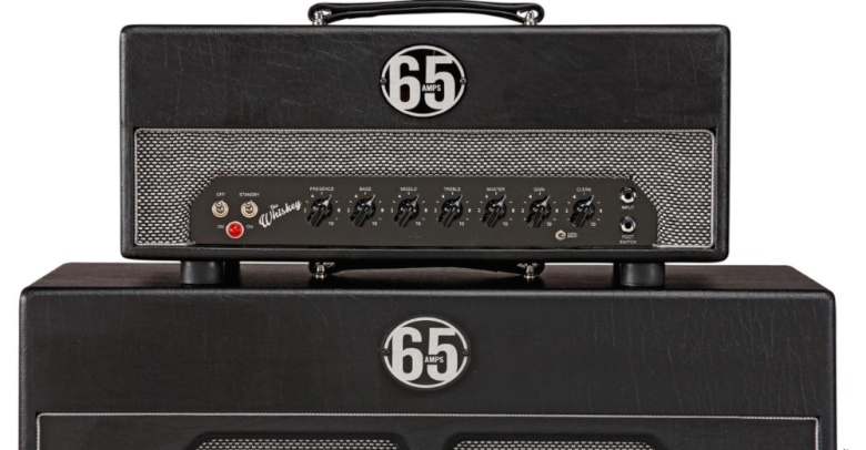 55Amps Whiskey tube amplifier