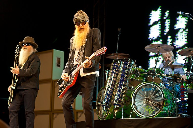 Billy Gibbons Pearly Gates Les Paul