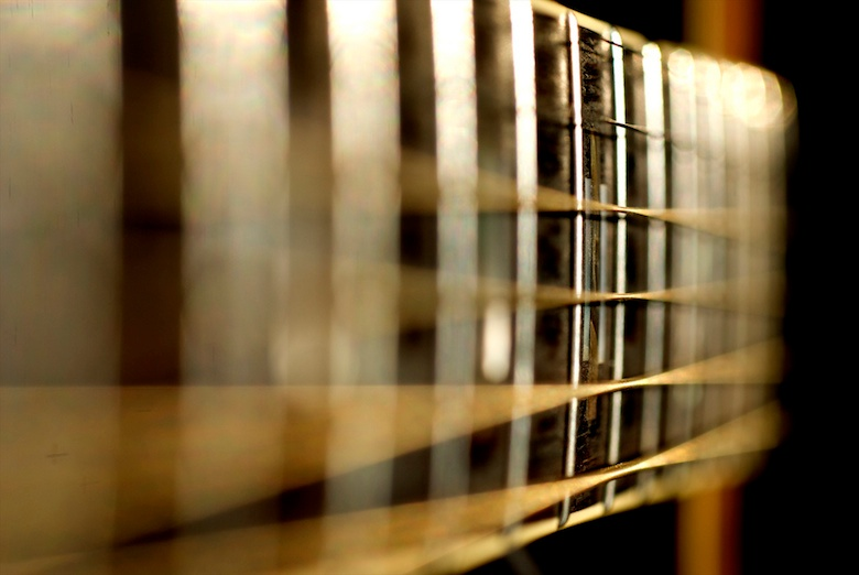 How to stop fret buzz on an electric guitar