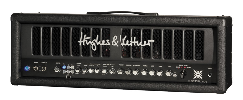 Hughes and Kettner Coreblade 100W Tube Guitar Amp Head