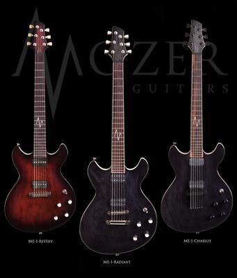 Standardline ME-I guitars