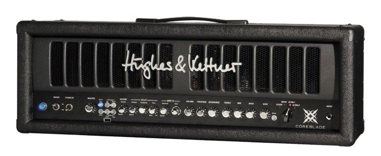 Hughes and Kettner Coreblade 100W Tube Guitar Amp Head